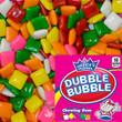 Dubble Bubble Assorted Flavor Gum Tabs By The Pound