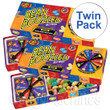 BeanBoozled Jelly Beans Twin Pack Spinner Box