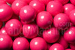 Pink Gumballs by the Pound
