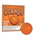 Solid Orange Gumballs