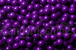 Dark Purple Sixlets Candy Coated Chocolate Balls