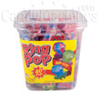 Ring Pops Assorted - 40 ct Jar