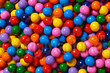 Tie Dye Mix Sixlets - Candy Coated Chocolate Balls