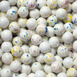 Kaboom Speckled Candy Center Jawbreakers