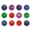 DC Comics Toyetic Cartoon Ball Collection