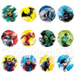 DC Comics 45mm High Bounce Balls