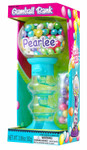 Pearlee 10 Inch Spiral Gumball Bank with Gumballs