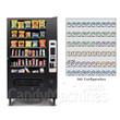 Snack Vending Machine 40 Selection