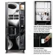 Hot Beverage Vending Machine