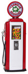 Tokheim 39 Magnolia Gasoline Gas Pump Gumball Machines