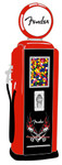 Tokheim 39 Red and Black Fender Gas Pump Gumball Machines