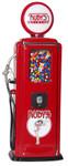 Tokheim 39 Red Rubys Diner Gas Pump Gumball Machines