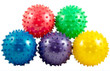 Assorted Knobby Balls - 3 inch