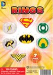 DC Comics Power Rings Vending Capsules 2