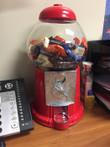 Fishbowl Gumball Machine - Antique Style Gumball Bank