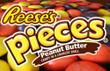 Reeses Pieces Vending Machine Label