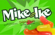 Mike and Ike Vending Machine Label