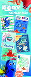 Finding Dory Vending Stickers