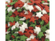 Holiday Star Shape Bulk Sprinkles 4.5 lbs