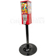 Eagle Metal Bulk Vending Machine with Stand