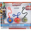 DC Comics Yo Yo Balls Vending Capsules