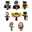 DC Comics Batman String Dolls Bulk Vending Toys