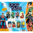 DC Comics Dog Tags Toy Vending Capsules