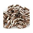 No Sugar Added, Milk Chocolate Mini Pretzels Bulk Candy 10 lbs