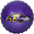 Ravens NFL 5 inch Knobby Balls 100 ct