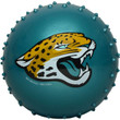 Jacksonville Jaguars NFL 5 inch Knobby Balls 100 ct