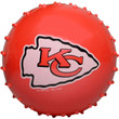 Kansas City Chiefs NFL 5 inch Knobby Balls 100 ct