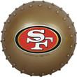 San Francisco 49ers NFL 5 inch Knobby Balls 100 ct