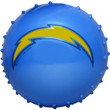 Los Angeles Chargers NFL 5 inch Knobby Balls 100 ct