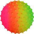 Rainbow 5 inch Knobby Balls 100 ct