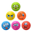 Funny Face 5 inch Inflatable Balls 250 ct