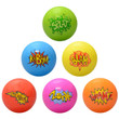 Cosmic Burst 5 inch Inflatable Balls 250 ct