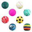 Ball Kit 45mm - 60mm Super Bouncy Balls 300 ct