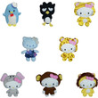 Small Hello Kitty Character Plush