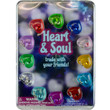 Heart and Soul Gems Vending Capsules 1 inch