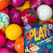 Splat Candy Center Jawbreakers