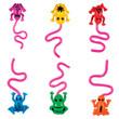 Sticky Frogs Bulk Vending Toys