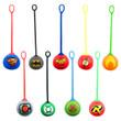 DC Comics Yo Yo Balls Bulk Vending Toys