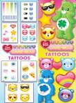 Care-Moji Vending Tattoos