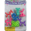 Balloon Party Animals Vending Capsules 1 inch