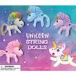 Unicorn String Dolls Vending Capsules