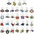 NFL Soft Keychains Vending Capsules