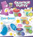 Care Bear Glitter Putty Vending Capsules
