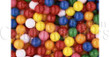 Junior Solid Color Assorted 5800 count Gumballs