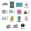 Rick and Morty Vending Stickers