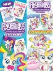 Gigi The Unicorn Vending Stickers